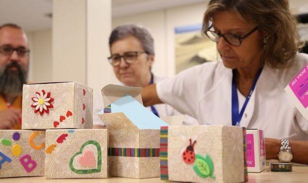 Enfermeras Vall d'Hebrón