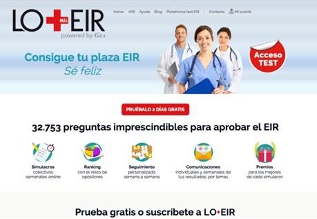Nueva plataforma EIR