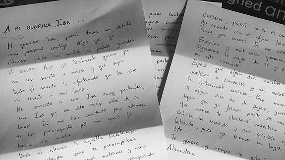carta almudena