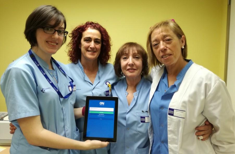 enfermeras app diabetes