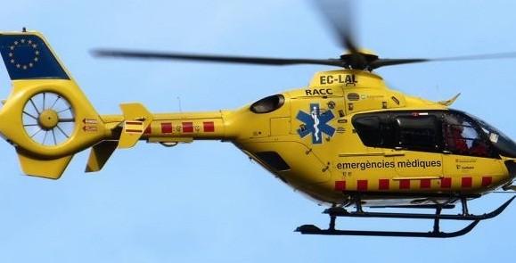 ENFERMERÍA BLOG / Traslado pediátrico en helicóptero