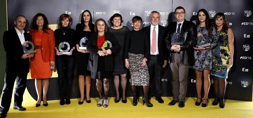 premios enfermería en desarrollo 2015