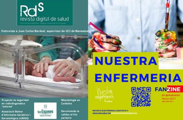 revistas enfermería