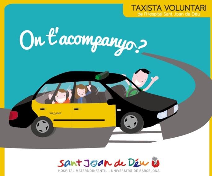 taxi voluntario