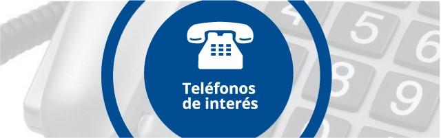 ENFERMERÍA BLOG / Teléfonos de interés