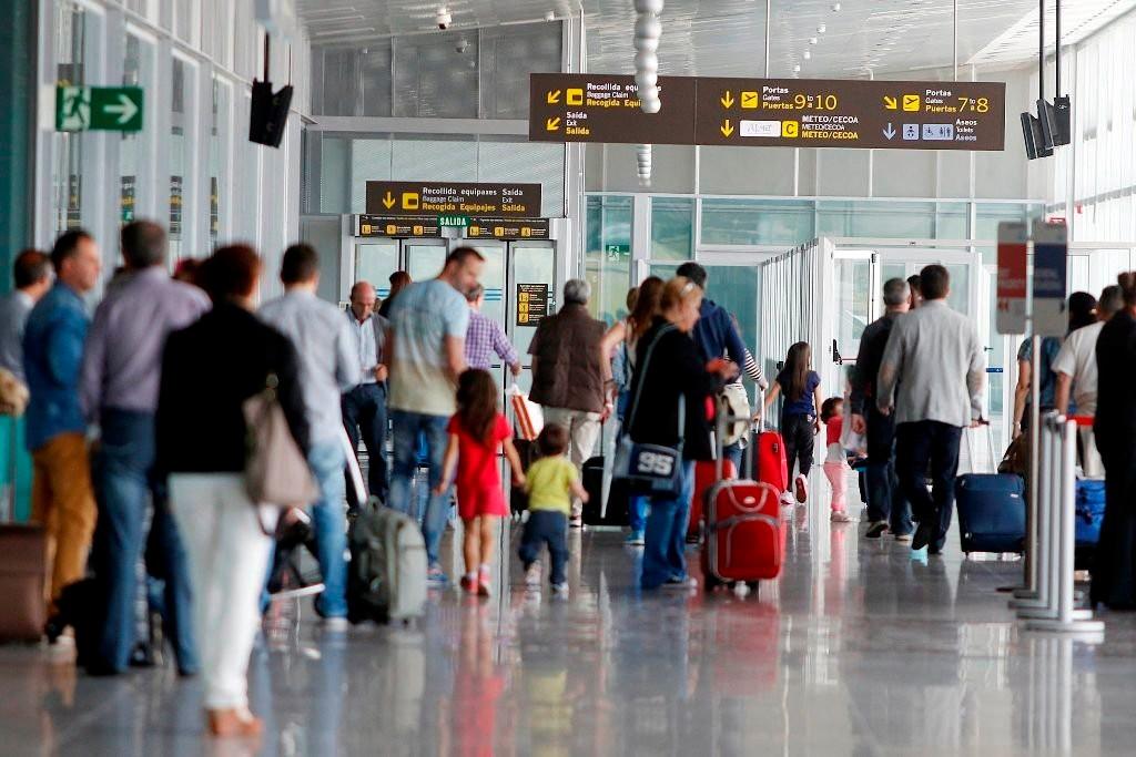 viajeros internacionales